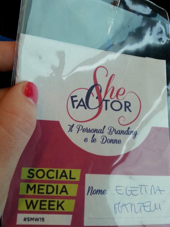 Social media week e personal branding