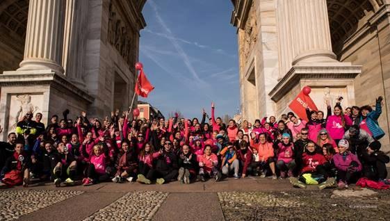 WIRun ITALY, la corsa per le donne