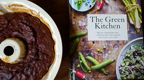 Torta cioccolato e barbabietole
