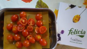 lasagna pomodorini
