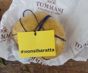 patata non si baratta